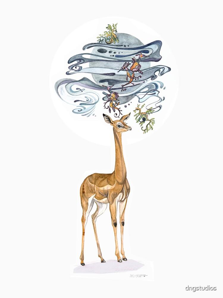 Keeper of Waters III by dngstudios