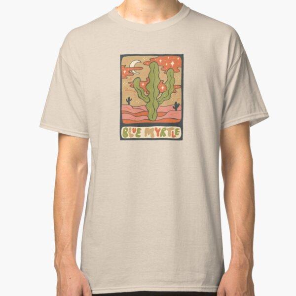 Cactus Tarot Cards- Blue Myrtle Classic T-Shirt