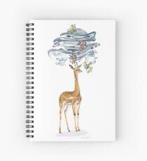 Keeper of Waters III Spiral Notebook