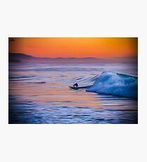Morning Blur Photographic Print