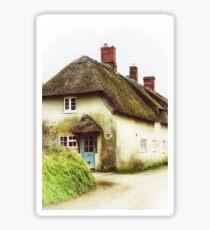 Little Thatched Cottage Sticker