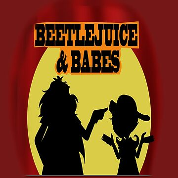 Beetlejuice and Lydia, Kenan and Kel style by Gosen406