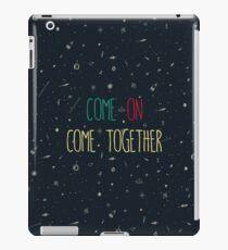 Come Together - Spiritualized iPad Case/Skin