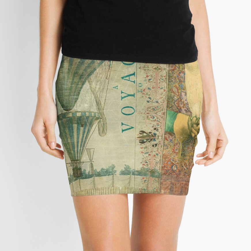 Voyage Mini Skirt