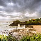 Bali Tanah Lot Temple Complex by Bobby McLeod