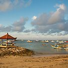 Bali Early Morning by Bobby McLeod