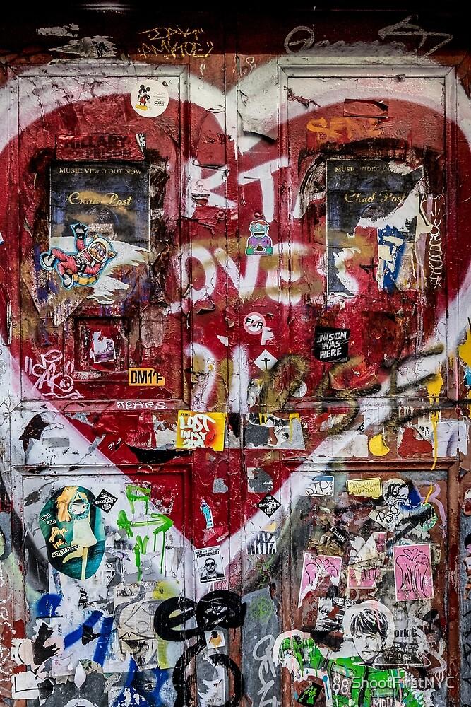 «Graffiti NYC» de Sean Sweeney