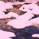 Colours of water and snow by christopher363