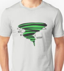 Supernatural: It must be a Tuesday! Unisex T-Shirt