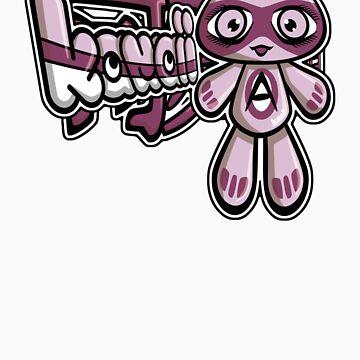 Adorable Mascot Tag by KawaiiPunk