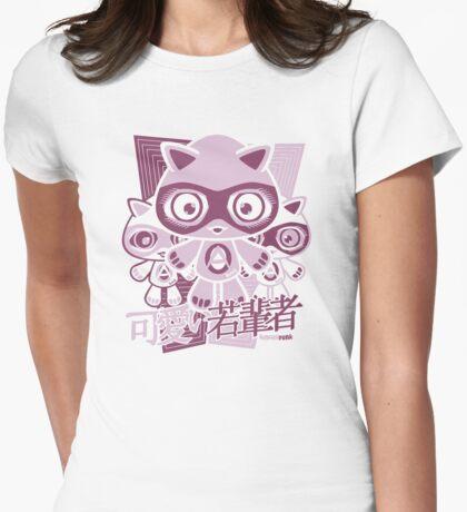 Adorable Mascot Stencil T-Shirt
