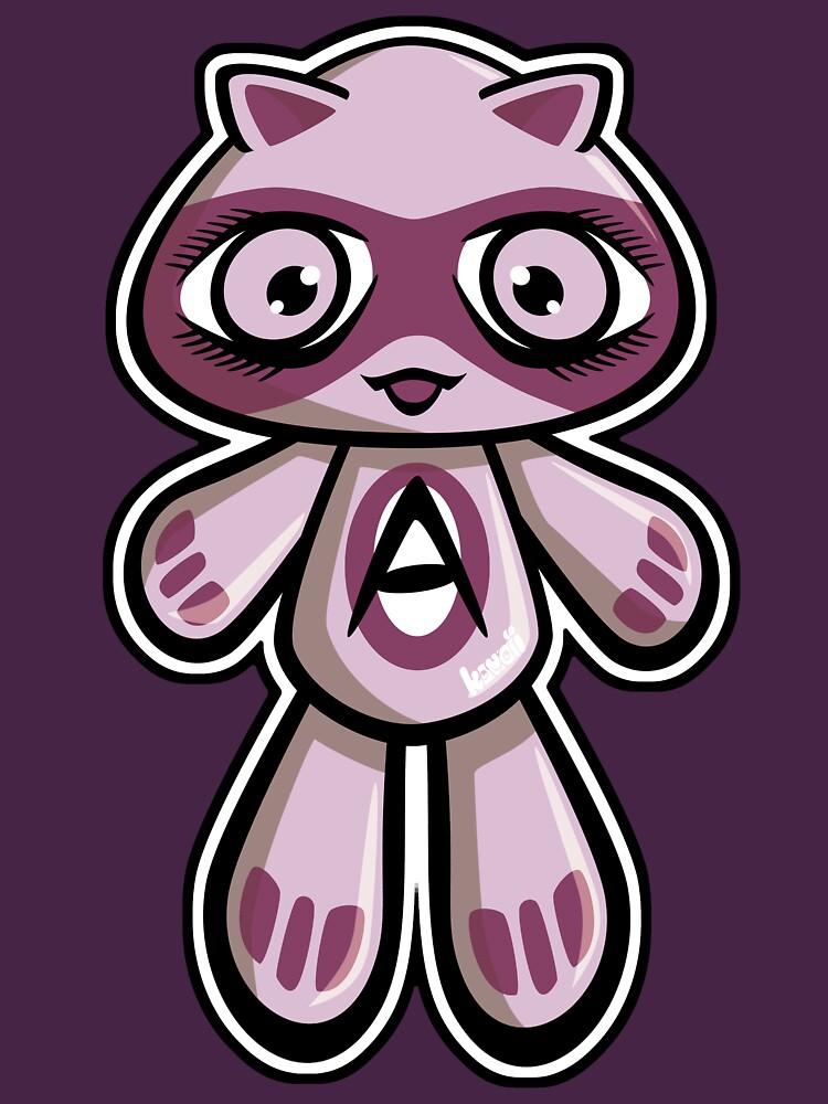 Adorable Mascot by KawaiiPunk