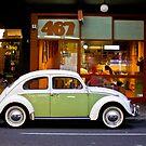 Retro Beetle by David Sundstrom