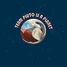 My Friend Pluto by TrilliumDesign