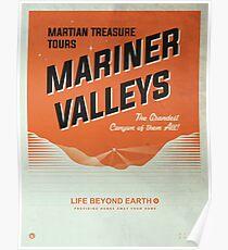Mariner Valleys - AfterShock Poster