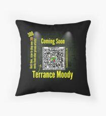 PrisonArtWare.com proudly presents the work of Terrance Moody.  Floor Pillow