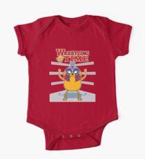 Wrestling time 2 Kids Clothes