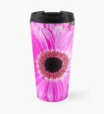 Flower on a Still Pond Travel Mug