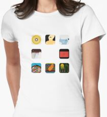 Now Apps What I Call Radiohead T-Shirt