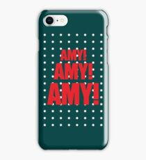 Amy Amy Amy! II iPhone Case/Skin