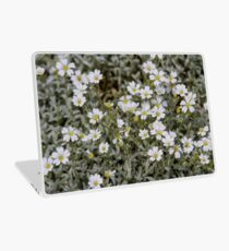 Clusters of Flowers in the Bush Laptop Skin