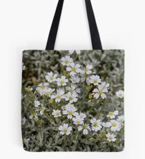 Clusters of Flowers in the Bush Tote Bag