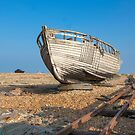 Dungeness Beach by Dave Hare