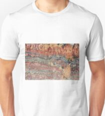 Fossilized Stromatolites T-Shirt
