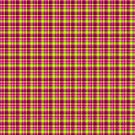 Pink and Green Plaid by Pamela Maxwell