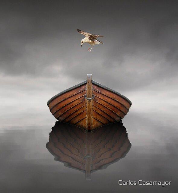 Time Stopped by Carlos Casamayor