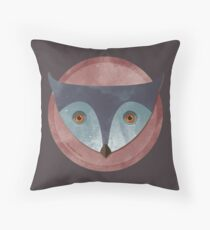 Undiscovered Species - The secret owl Throw Pillow
