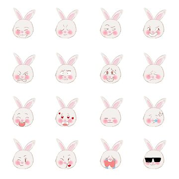 Cutie Bunny by Lia Jung by liajung
