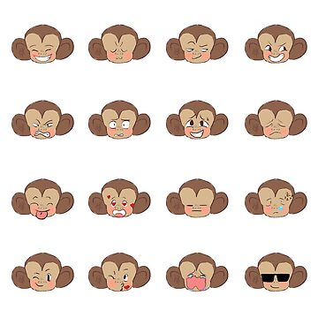 Cutie Monkey by Lia Jung by liajung