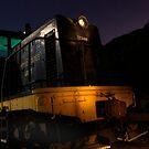The Night Train by MattGranz