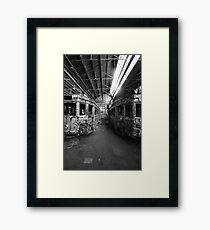 Abandonment Framed Print
