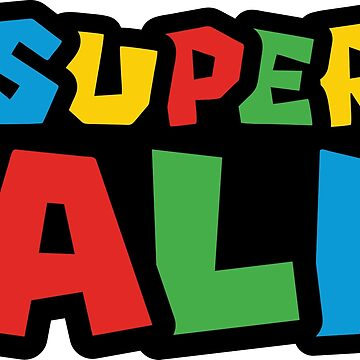 Super Ali by twgcrazy