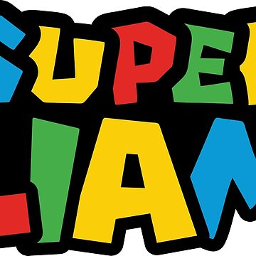 Super Liam by twgcrazy