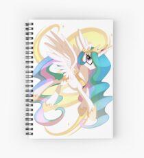 Cuaderno de espiral Princess Celestia