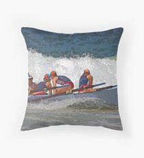ASRL Navy Torquay 14 Throw Pillow