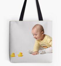 Quack Quack Quack!!! Tote Bag