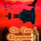 Congratulations On Your Engagement by GothCardz
