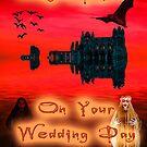 Congratulations On Your Wedding Day by GothCardz
