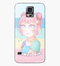 KawaiiGirl FairyKei - 2018 Case/Skin for Samsung Galaxy