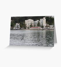 Oriental Bay Greeting Card