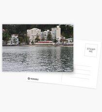 Oriental Bay Postcards