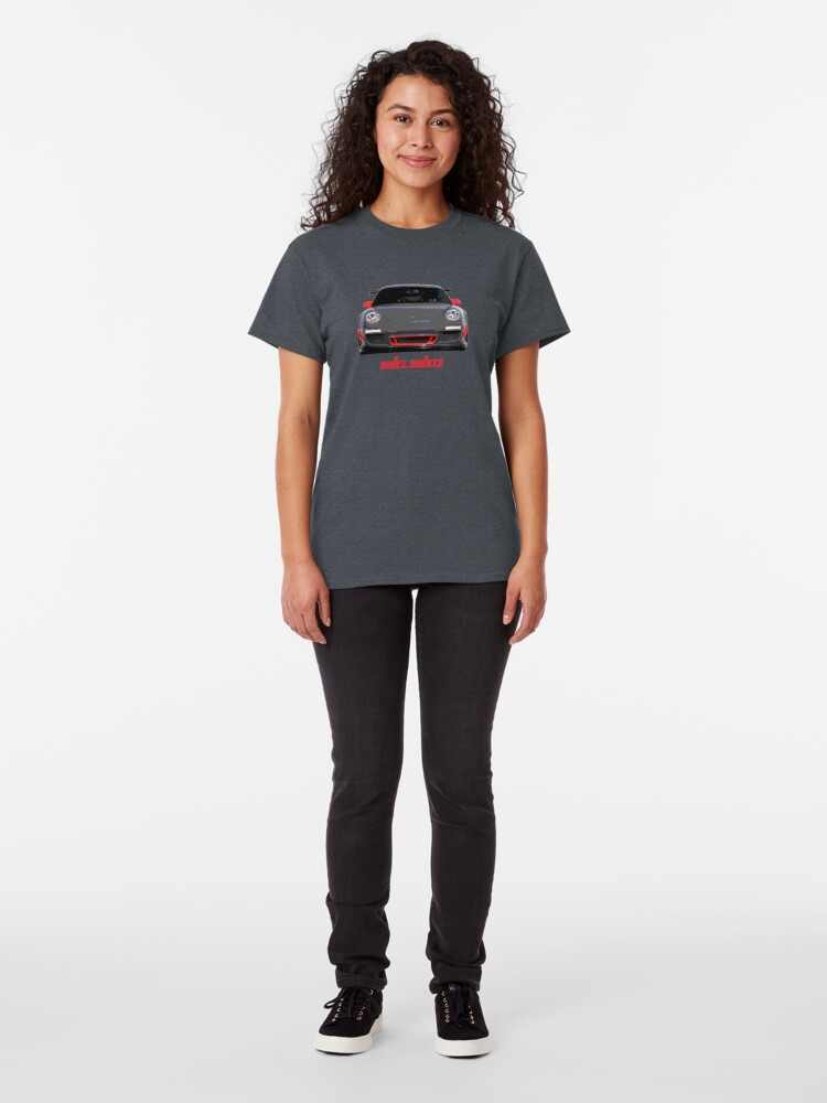 Alternate view of Paddock View - GT3 RS Classic T-Shirt
