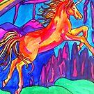 Unicorn rainbow maker by Astal2