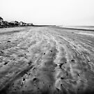 Sand Beach (Grandcamp, Normandy) by cclaude