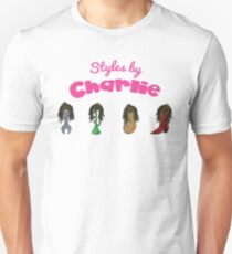 The Mighty Boosh – Styles by Charlie Unisex T-Shirt