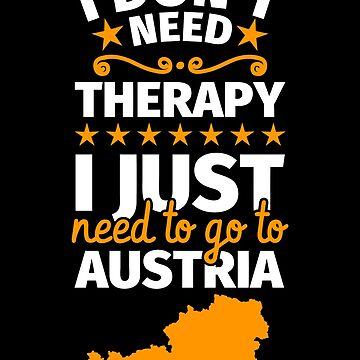Austria gifts funny saying Austrians by fabianb